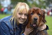 Tibetan Mastiff — Zdjęcie stockowe