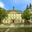 City hall in Kirn, Germany - Foto de Stock