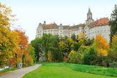 Sigmaringen castle in Germany — Stock Photo
