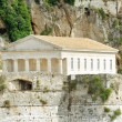 Stock Photo: Ancient Hellenic temple, Corfu