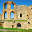 Roman Kaiserthermen in Trier - Stock Photo