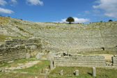 Dodona, ancient Greece oracle site — Stock Photo