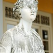 Stock Photo: Statue of Muse Euterpe