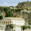 Stock Photo: Ancient Hellenic temple in Kerkira