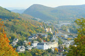 City of Kirn panorama — Stock Photo