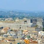 City of Kerkyra, aerial view — Stock Photo #27807935