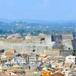 City of Kerkyra, aerial view — Stock Photo #28192843