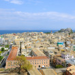 City of Kerkyra, aerial view — Stock Photo