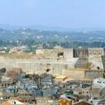 City of Kerkyra, aerial view — Stock Photo #28207435