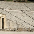 Epidaurus, ancient theater in Greece — Stock Photo #33954503