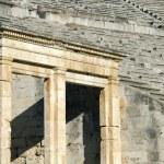 Epidaurus, ancient theater in Greece — Stock Photo