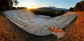Ancient theater Epidaurus — Stock Photo
