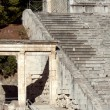 Epidaurus, ancient theater in Greece — Stock Photo