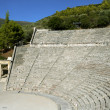 Epidaurus, ancient theater in Greece — Stock Photo #34511573