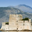 Fort Bourtzi in the city of Nafplio — Stock Photo