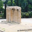 Temple of Zeus, Athens — Stock Photo