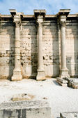 Ancient library of Hadrian, Athens, Greece — Stock Photo