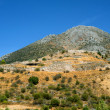 Ancient Mycenae — Stock Photo