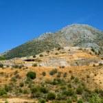 Ancient Mycenae — Stock Photo