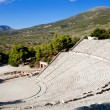 Epidaurus theater — Stock Photo