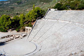 Epidaurus divadlo — Stock fotografie