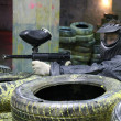 Paintball - Stock Photo