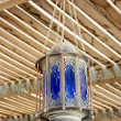 The lamp in the Arabic style — Stock Photo #16293731