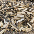 A pile of firewood — Stock Photo #31021103