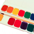 watercolor paint — Stock Photo