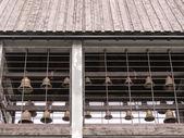 Bells bakgrund — Stockfoto