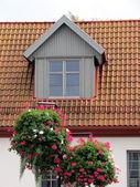 Piękny dom — Zdjęcie stockowe