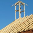 Roof construction — Stockfoto #19355325