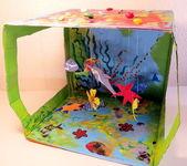 детский aqvarium — Стоковое фото