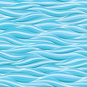 Waves background — Stock Vector