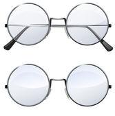 Transparent glasses — Stock Vector