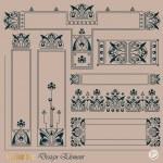 Vector decorative elements — Stock Vector #26830687