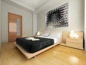 寝室 — ストック写真