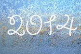 New year 2014 — Stock Photo