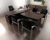 офисный интерьер — Стоковое фото
