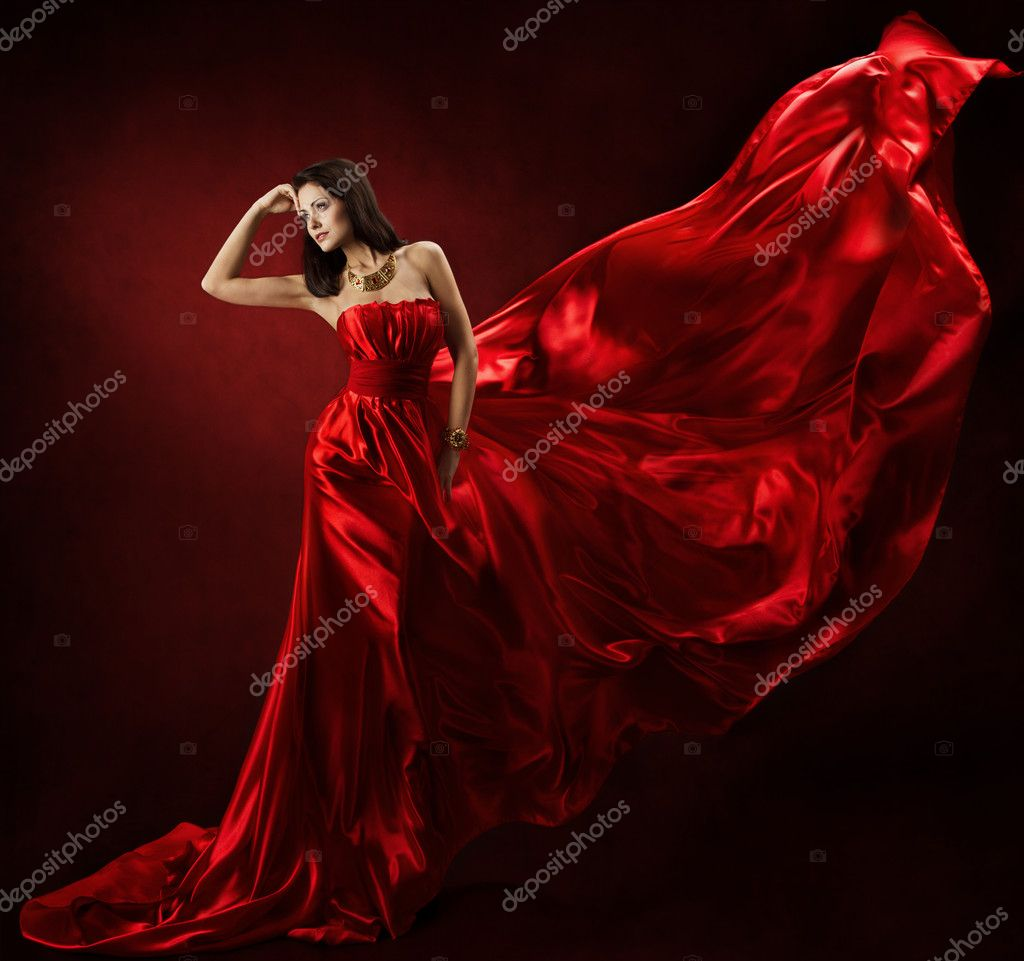 Танец в прозрачном платье 8 фотография