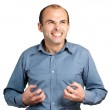 Angry young man — Stock Photo #2194239