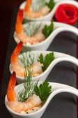 Shrimp Appetizer — Foto Stock