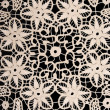 Handmade antique Lace - Stock Photo