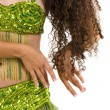 Stock Photo: Belly Dancer