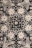 Handmade antique Lace — Stock Photo