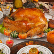 Stock Photo: Thanksgiving