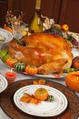 день благодарения — Стоковое фото
