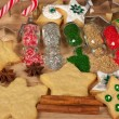 Christmas Cookies — Stock Photo #15022119