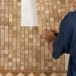 Stock Photo: Tiling