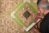 Tiling — Stock Photo